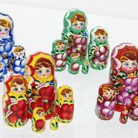 Muñecas babuska