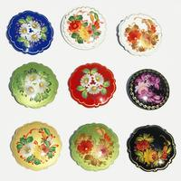 Russian brooches