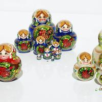 Matryoshka 10 pieces