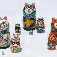 Cats and other dolls