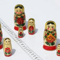 Small Russian Dolls