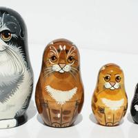Matriochka chat