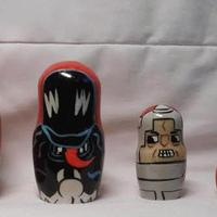Spiderman Matryoshka
