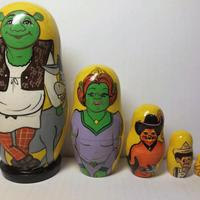Shrek Matryoshka