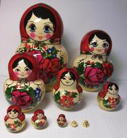 10pc Matryoshka Doll